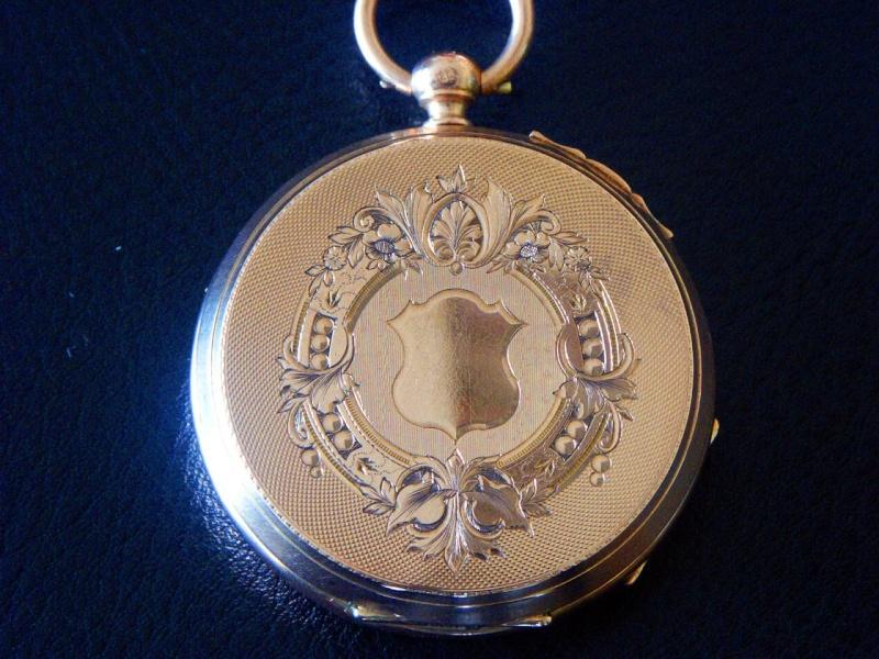 Les plus belles montres de gousset des membres du forum - Page 2 Cylind11