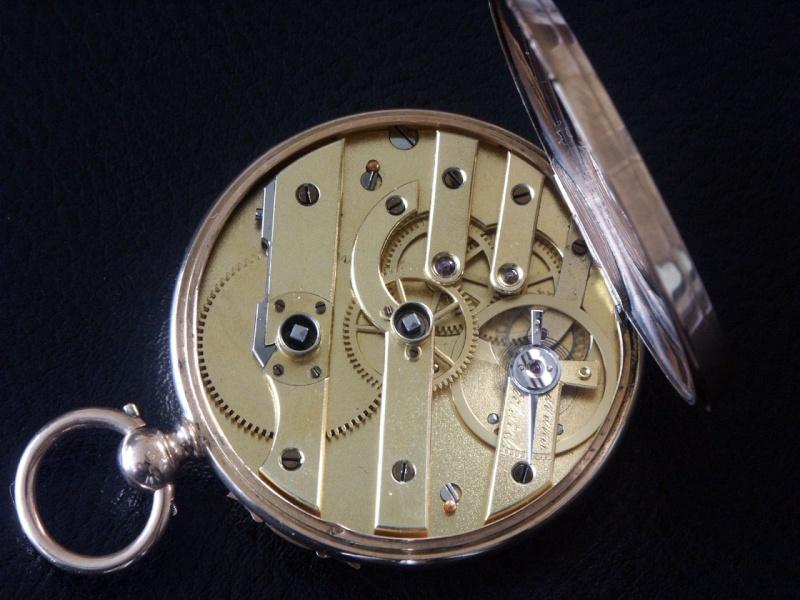 Les plus belles montres de gousset des membres du forum - Page 2 Cylind13