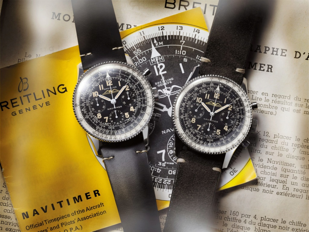 Breitling - Nouveauté: Breitling Navitimer Ref.806 1959 Re-Edition  02_nav10