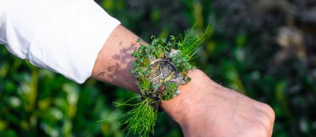 La montre éco-responable selon Moser 17920510