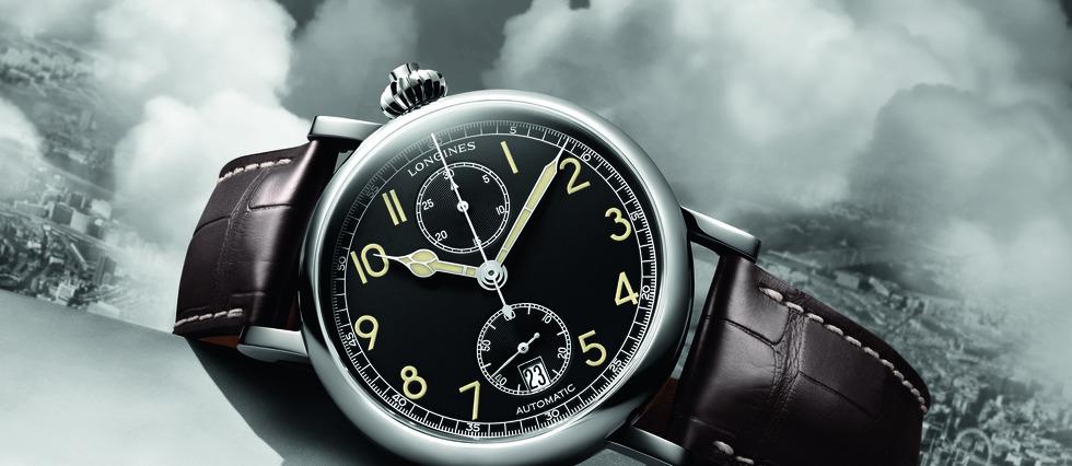 Nouveauté :  L'Avigation Watch Type A-7 de Longines 20864910