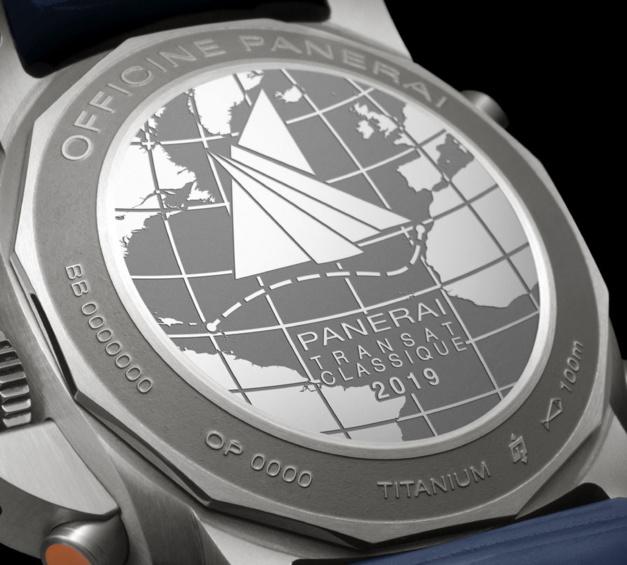 panerai - Panerai Luminor Regatta Transat Classique série limitée à 150 exemplaires  26854611