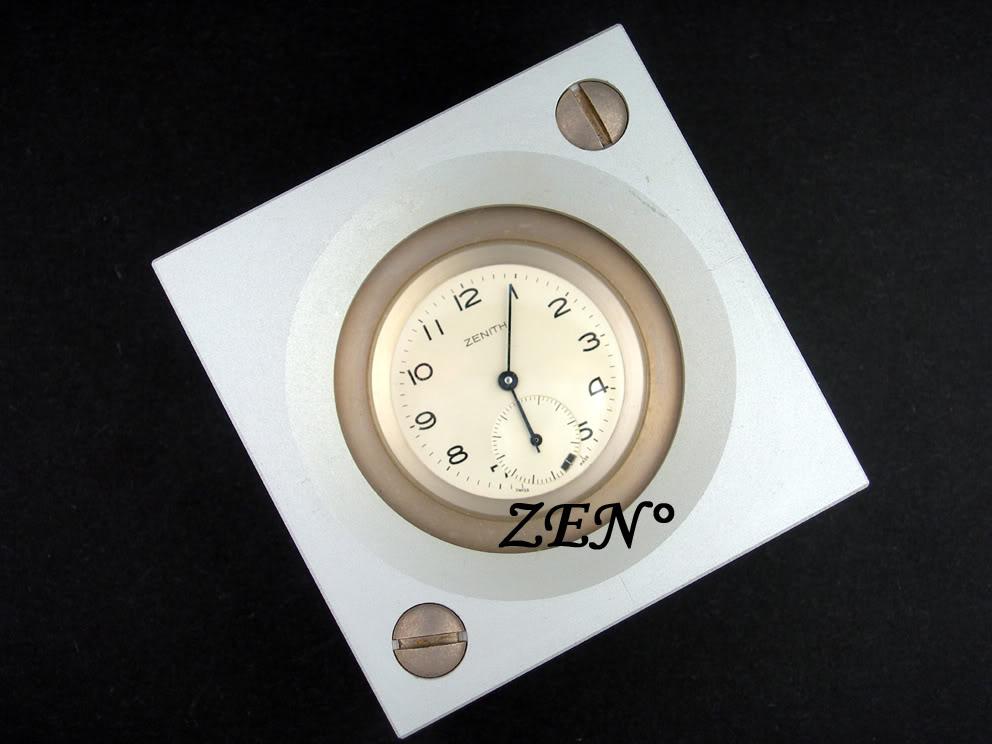 Que sont devenues les montres de concours de chronométrie après les épreuves ?  707cad10
