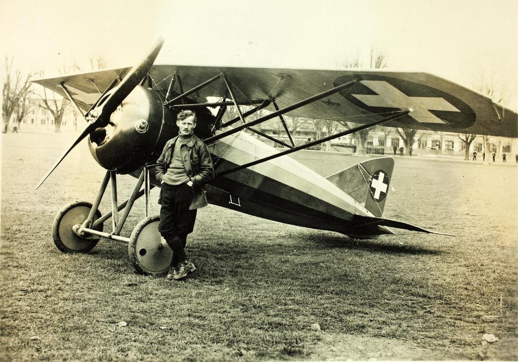 Léon Morane pionnier de l'aviation, un destin au Zenith... 75860010