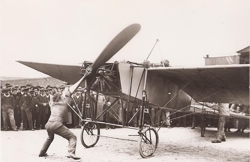 Léon Morane pionnier de l'aviation, un destin au Zenith... 800px-11