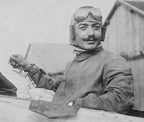Célestin Adolphe Pégoud : As de l'aviation, gentleman et héros de la 1ère guerre Adolph10