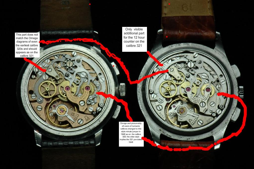 Omega annonce la remise en fabrication du calibre 321 mais ... - Page 3 Dsc_0911