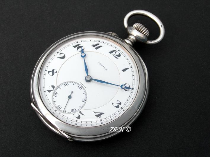 Que sont devenues les montres de concours de chronométrie après les épreuves ?  Graal_10
