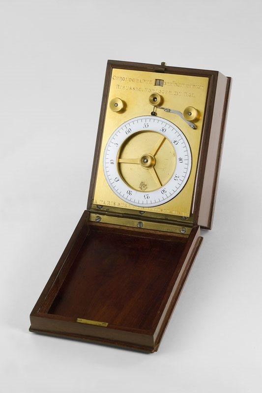 Mais qui donc a inventé le chronographe ? Improv10