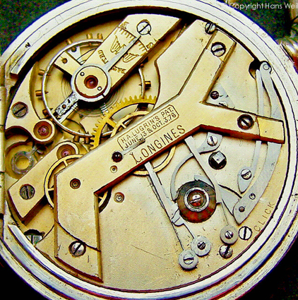 Mais qui donc a inventé le chronographe ? Lon1010