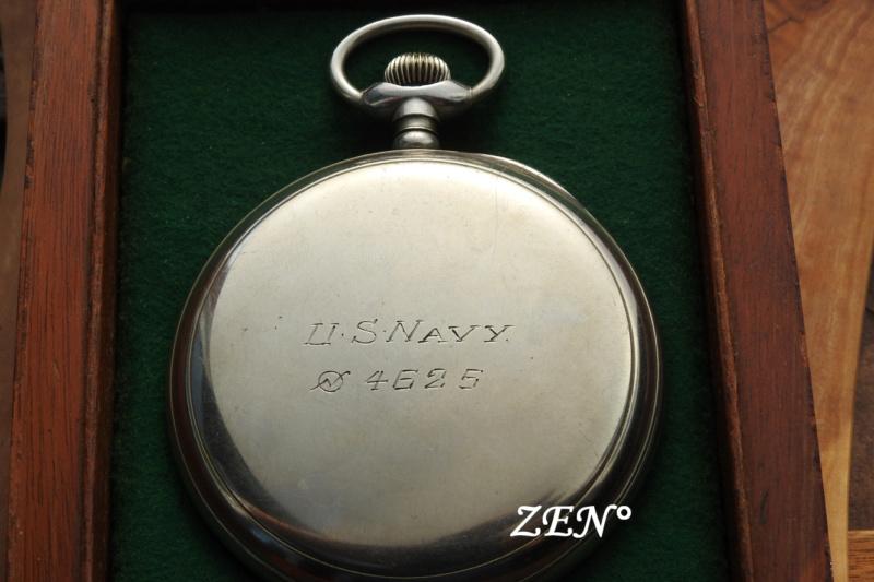 L'épopée des premières montres à bord des navires militaires Longin31
