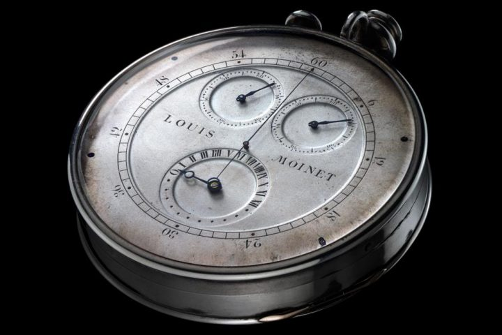 Mais qui donc a inventé le chronographe ? Louis-10