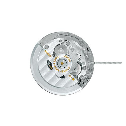 Yema Speedgraf : Le choix intelligent d'un calibre Seiko NE86 Ne86-910