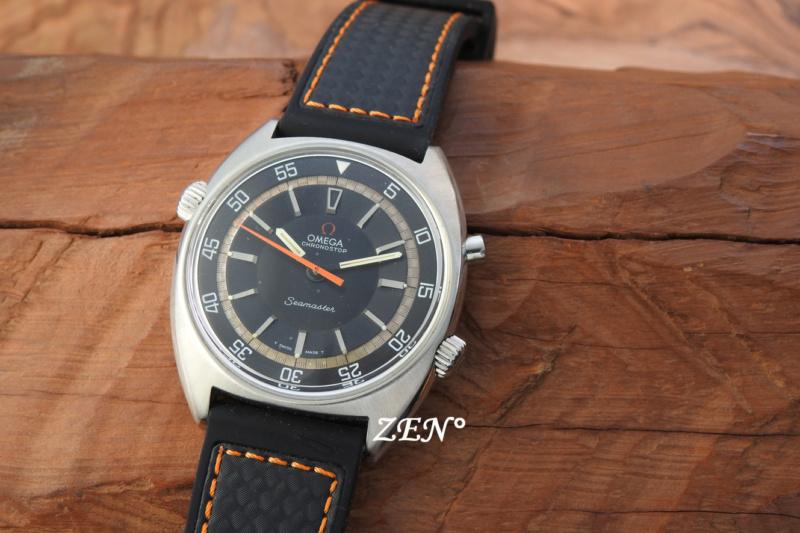 « Chronostop » le chronographe atypique d'Omega  Omega_63