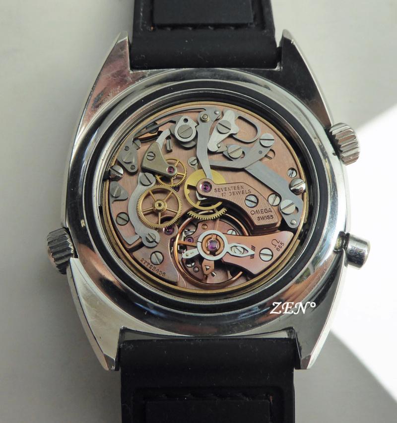 « Chronostop » le chronographe atypique d'Omega  Omega_65