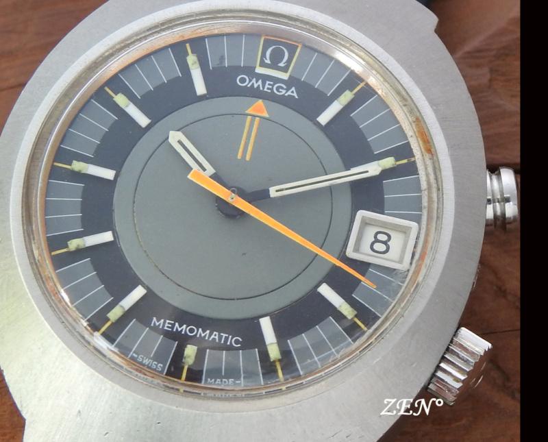 Memomatic, la montre agenda d'Omega  Omega_70
