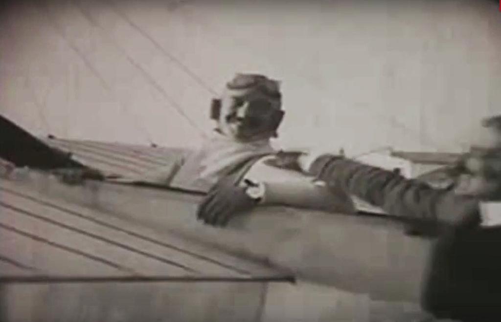 Célestin Adolphe Pégoud : As de l'aviation, gentleman et héros de la 1ère guerre Pegoud10