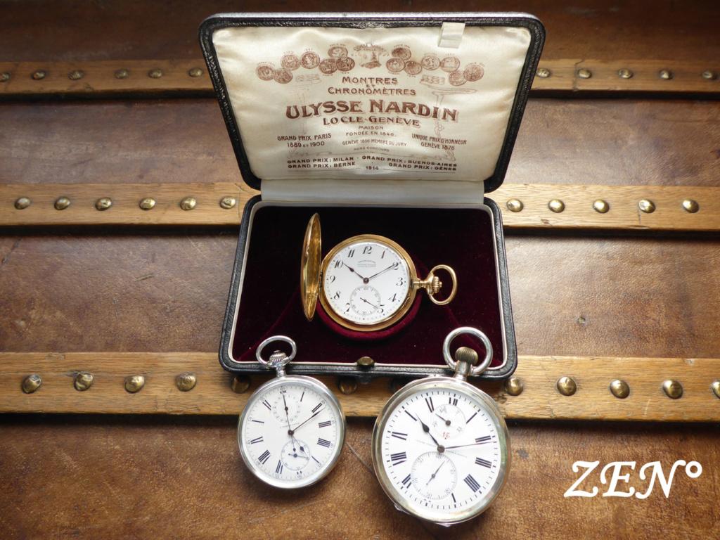 Que sont devenues les montres de concours de chronométrie après les épreuves ?  Ulysse24