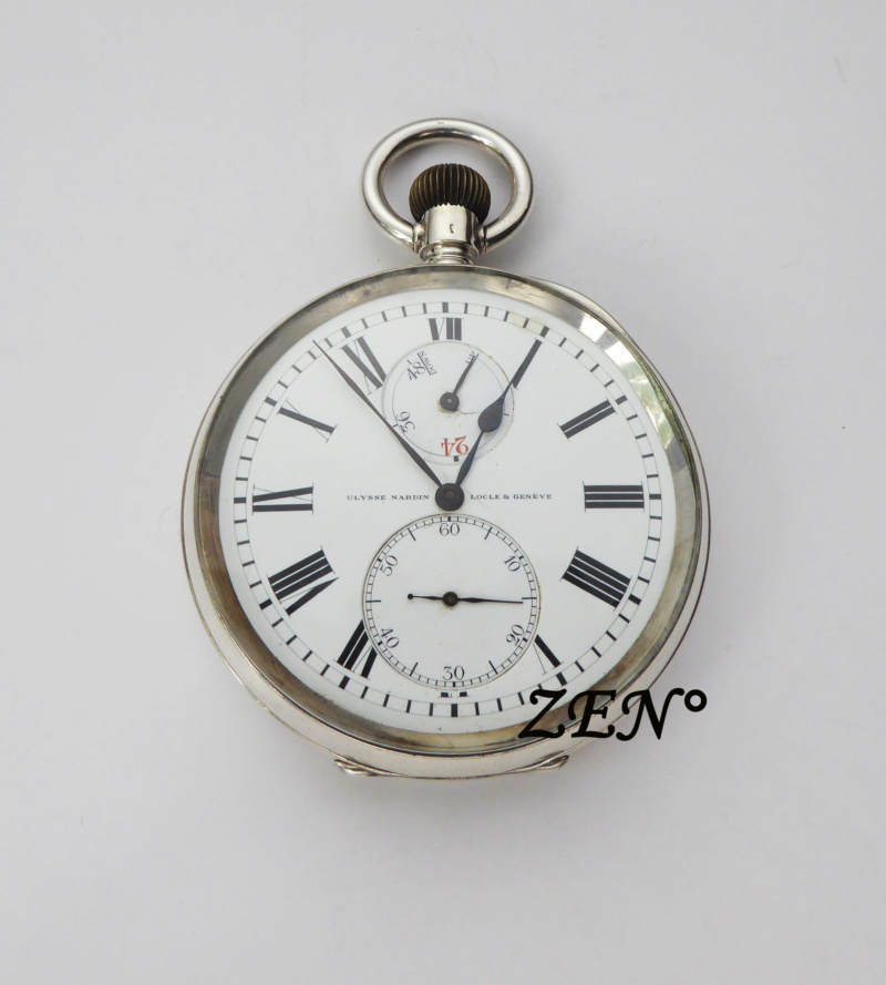 L'épopée des premières montres à bord des navires militaires Ulysse39