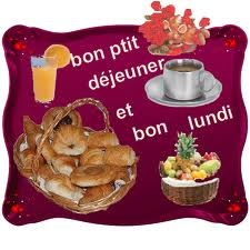 Les bonjour et bonsoir ! - Page 10 Lundi10