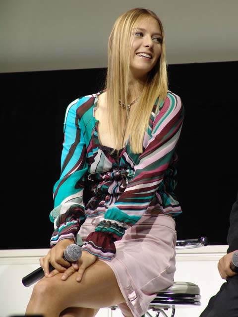 Maria Masha Sharapova - Page 19 12707010