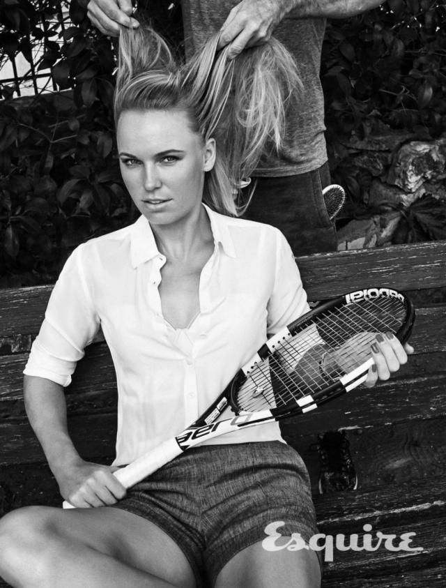 Caroline Wozniacki - 3 - Page 46 46-gth10