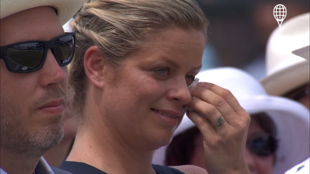 KIM CLIJSTERS - VIDEOS ET/OU BIO - 2 - Page 45 Captur33