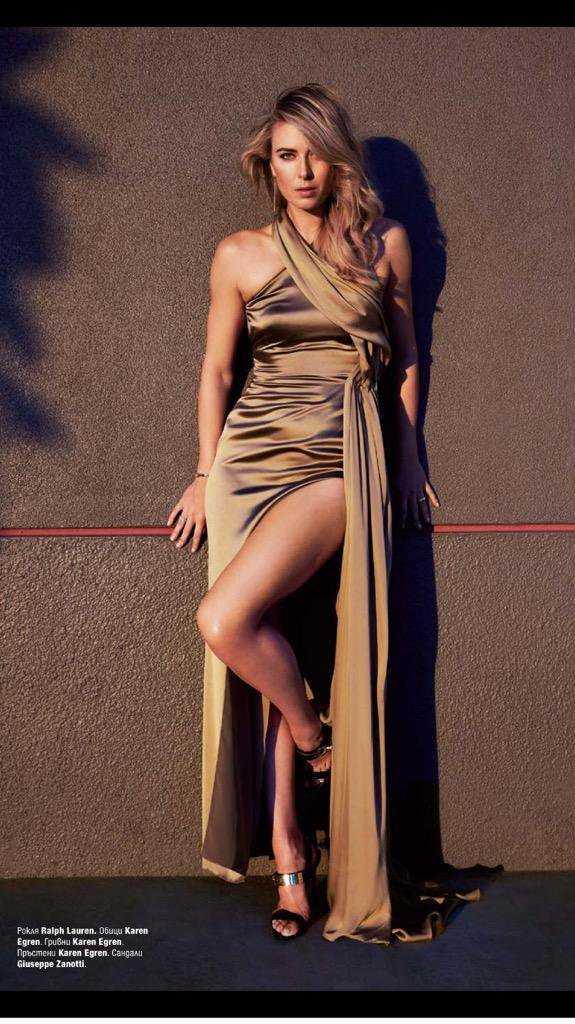 Maria Masha Sharapova - Page 17 Maria-22