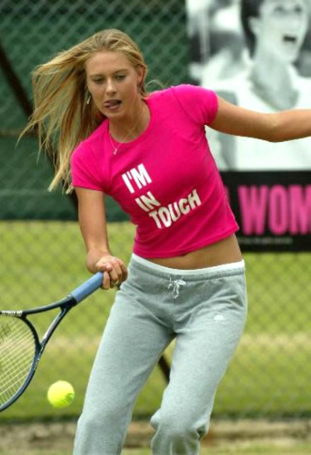 Maria Masha Sharapova - Page 21 Ms410