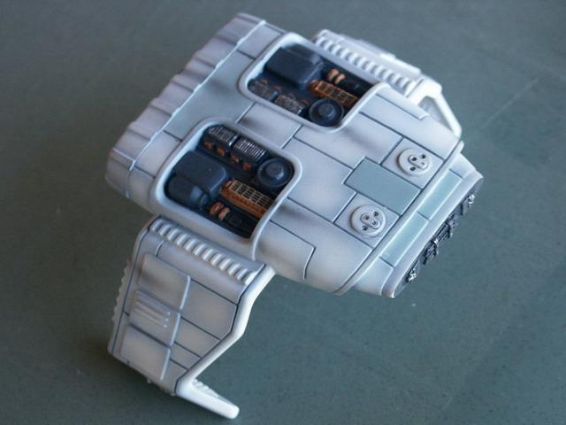 RUNABOUT STAR TREK DS9 1610