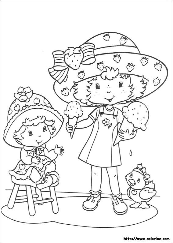 Charlotte aux fraises. Dh7wf010