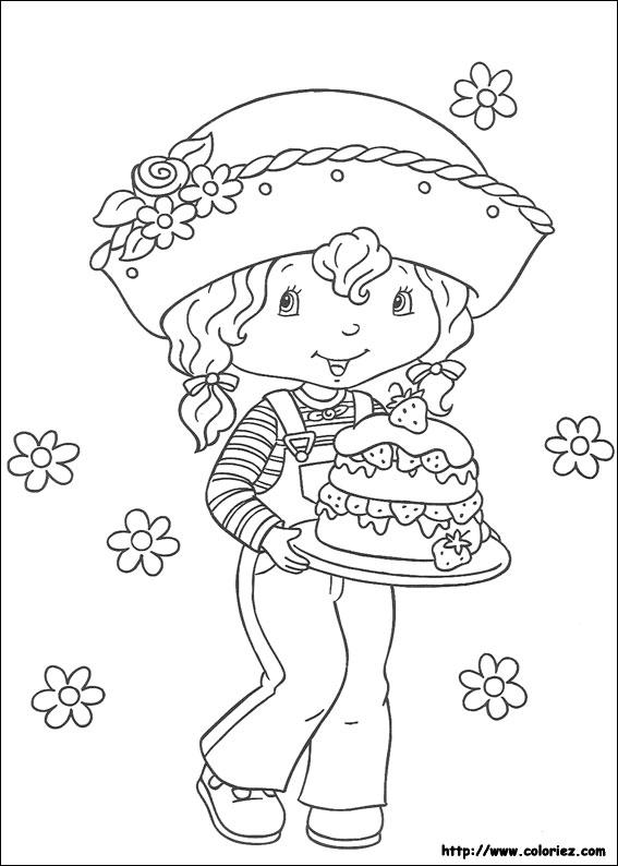 Charlotte aux fraises. Edd7p010