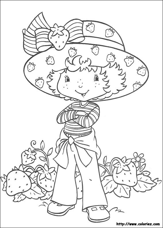 Charlotte aux fraises. Fyw76m10