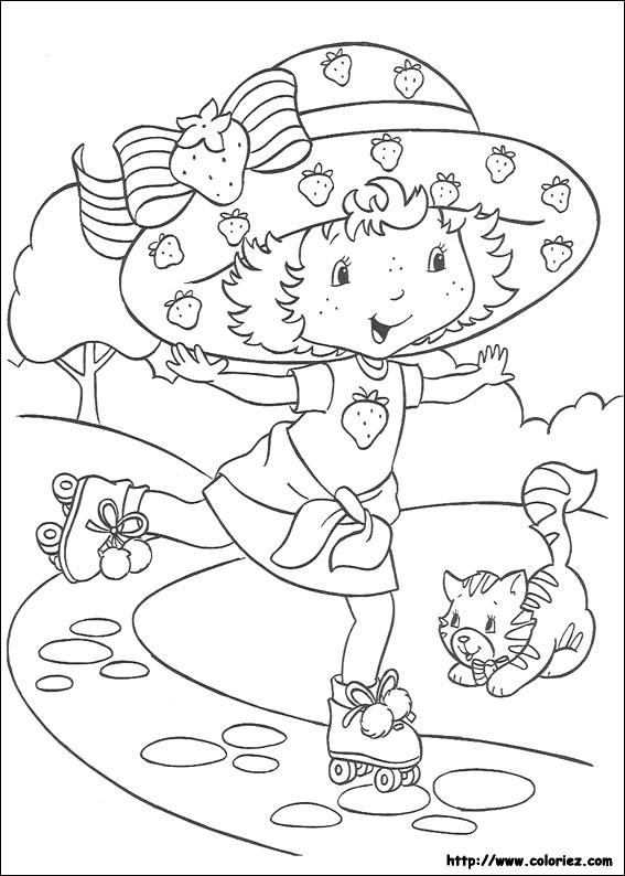 Charlotte aux fraises. Hhx4k810
