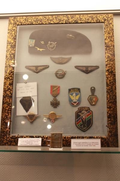 Cyril Langlet, un para du 161eme groupement d'infanterie de l'air créé a Reims en avril 1937. 1er_rc13