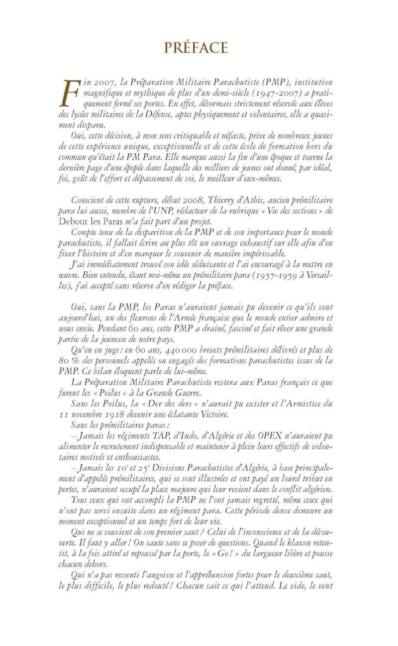 Le général Christian Piquemal, président de l'Union Nationale des Parachutistes et la Préparation Militaire Parachutiste Pmp_pi10
