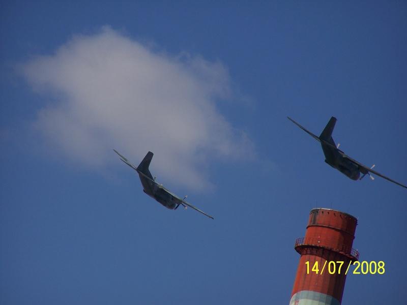 Un vol de transalls Transa13