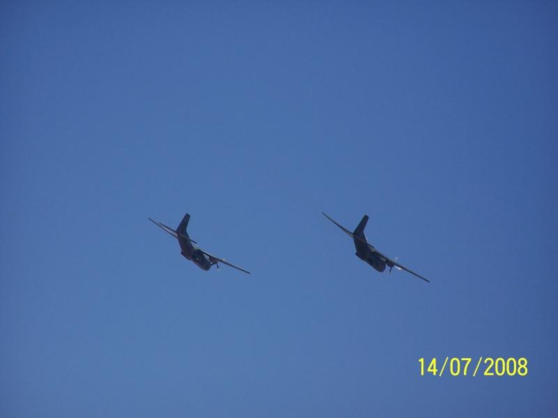 Un vol de transalls Transa14