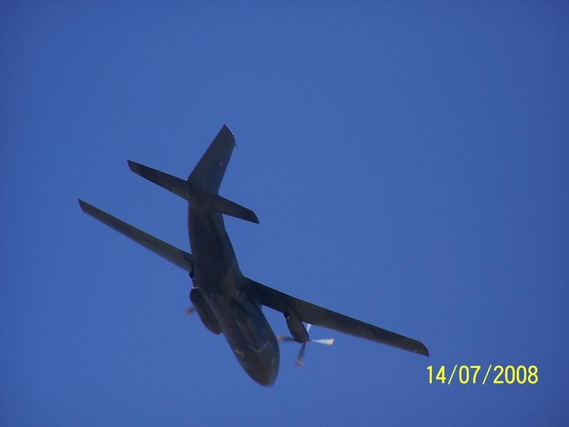 Un vol de transalls Transa15