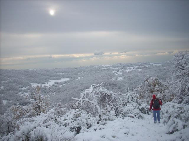 notre village sous la neige. Puy_de12