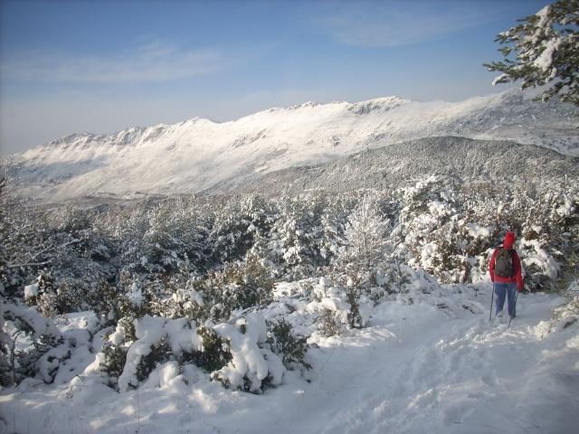 notre village sous la neige. Puy_de15