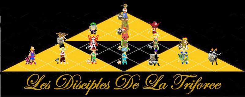 Les Disciples De La Triforce