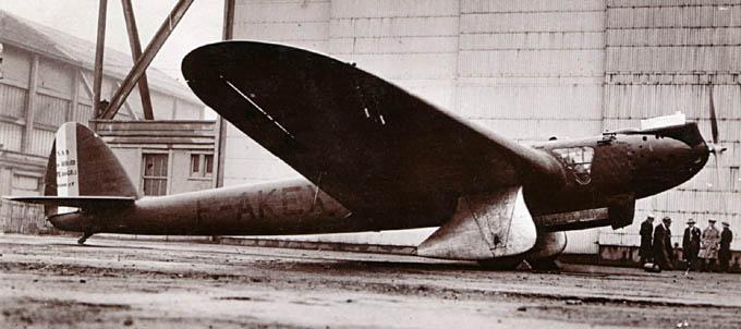 Avions Bernard des Année 30 Bernar10