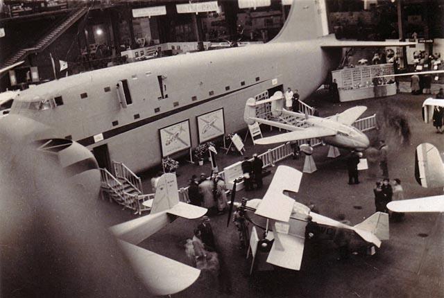 17ème Salon International de l'Aviation de 1946 Scan1013