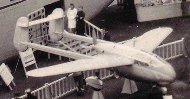 17ème Salon International de l'Aviation de 1946 Scan1015