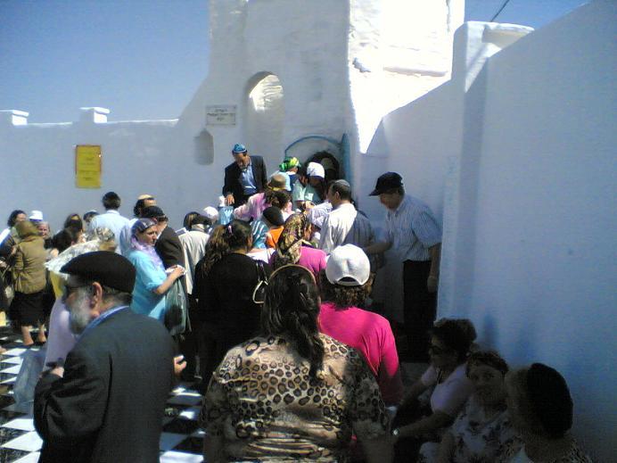 HILOULA DE REBBI YOUDAH JABALI A ALCAZARQUIVIR Rayoud11