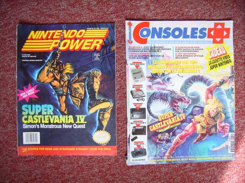 Littérature Castlevania par SAS : collection de couvertures! 110