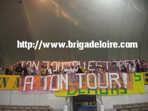 L1 : Bordeaux - Nantes Bordea13