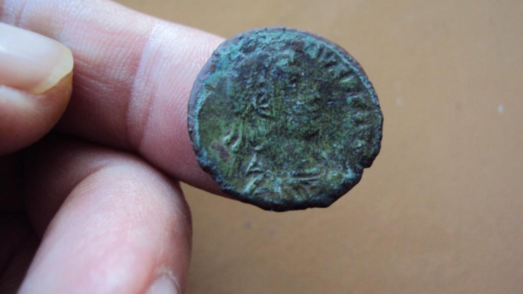 AE2 de Constancio II. ''matao''? 510