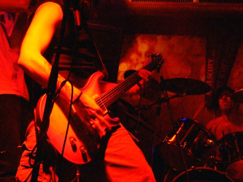 Photos concert du 9 mai 2007 - Point Zéro Verfal12